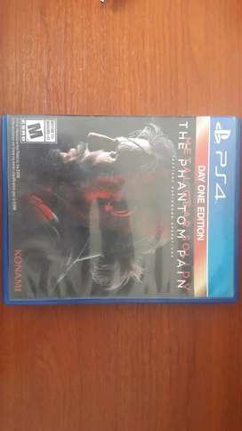 Metal Gear Solid 5- PS4