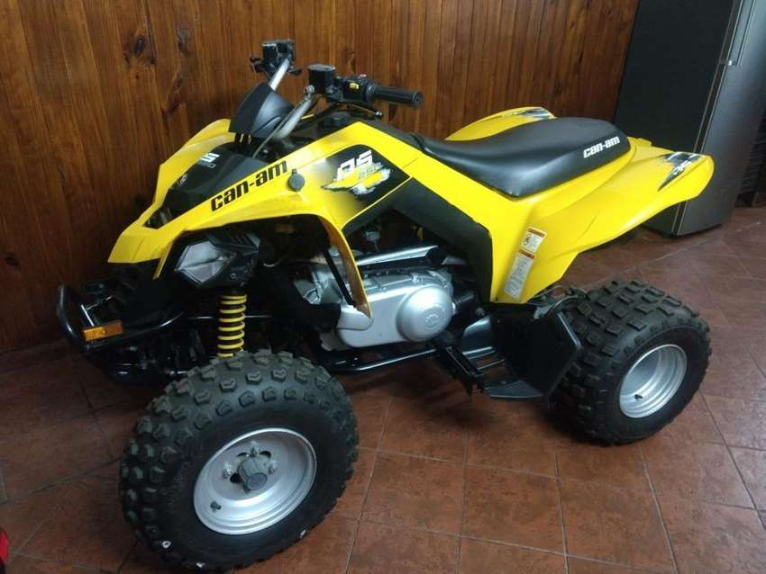 Can Am Ds 250. 0
