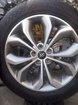 aro 19 Hyundai santa fe