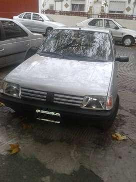 Peugeot 205 gl 1998 5 puertas