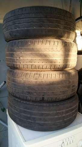 Cubiertas Bridgestone 205.65.16