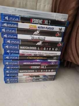 Venta de videojuegos para ps4
