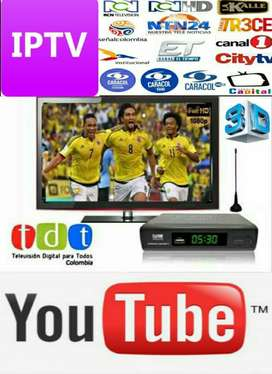 Decodificador Tdt Dvbt2 Wifi