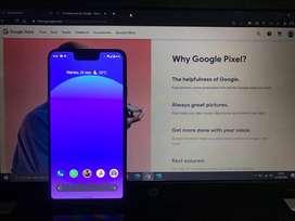 Google Pixel 3 XL (usado, 10/10)