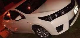 Corolla xli cvt 2015