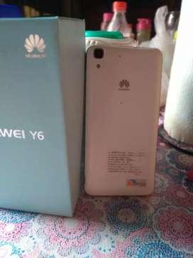 Huawei y 6