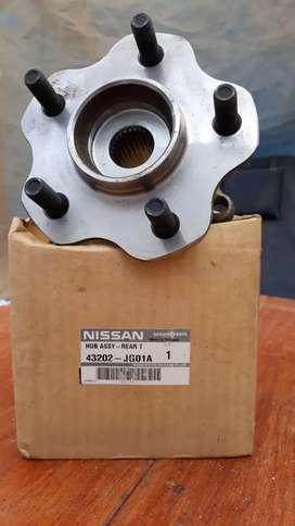 Se vende bocamaza posterior-Nissan Xtrail (leer descripción)