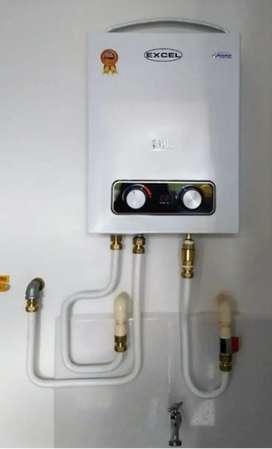 Instalación mantenimiento reparación de Estufas Calentadores y hornos a gas