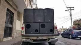 Amplificación Rodante para Comparsa Y Danzas en Riobamba