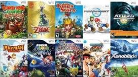 Juegos Nintendo Wii