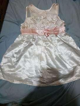 vestidos de niña americanos