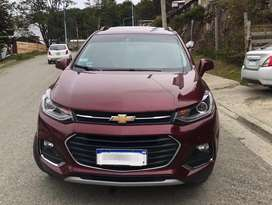 Chevrolet Tracker LTZ plus 4x4 AT