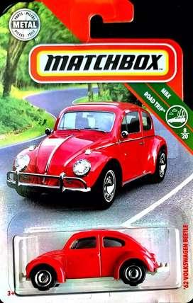 Matchbox Volkwagen Beetle