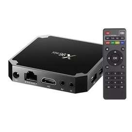 Super Tv Box X96 Mini 2gb Ram  Smart Tv Android 7.1