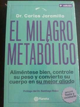 El Milagro Metabólico, libro.