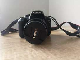 Cámara Canon T5 Rebel