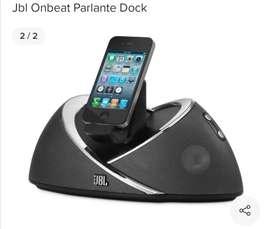 JBL One Beat para ipod 30 pines