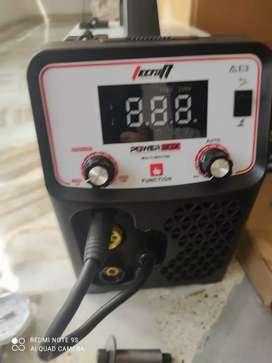 soldador multiproceso de 160 amp tecraff para soldar sin gas