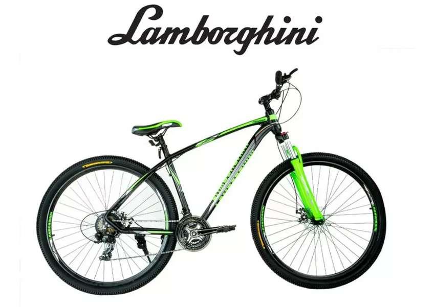 Bicicleta NUEVA Rodado 29 Lamborghini 0
