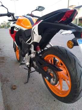 Honda CB 190 Repsol