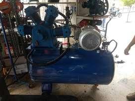 Compresor 20hp de 4 Pistones Tanque 120g