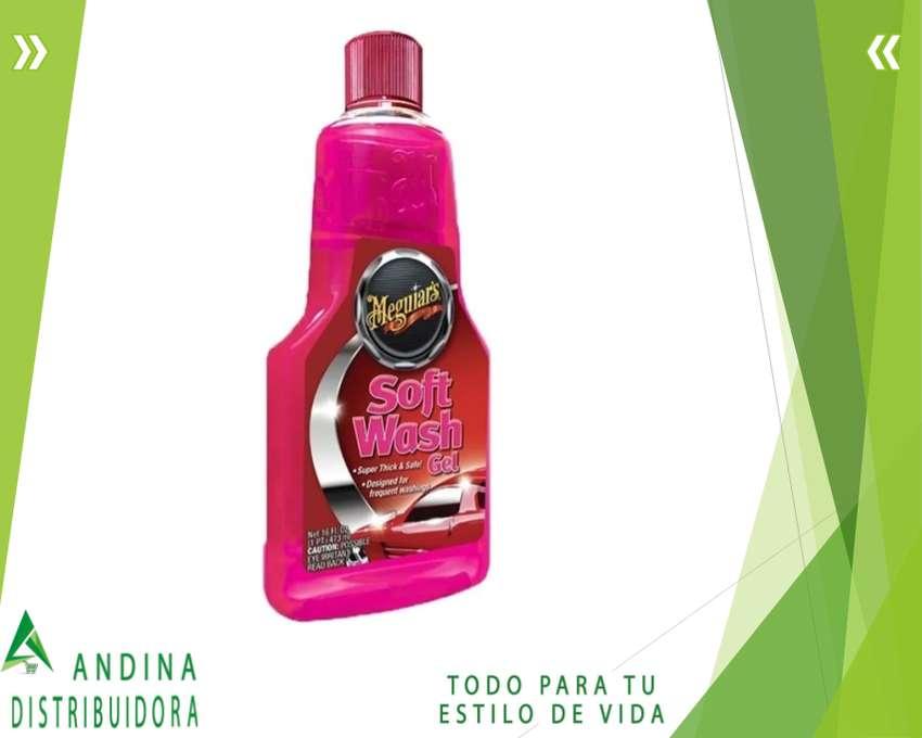 Auto Shampoo En Gel De Lavado Suave Marca Meguiars 0