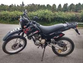 Moto Jialing Enduro 150 cc mod 2013