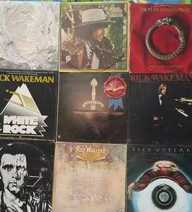 Discos LP música rock/pop