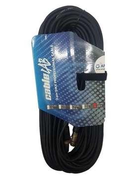 Cable Dmx Canon Macho Canon Hembra Xlr Xlr 30 Mts Oferta !!!