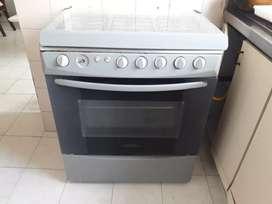 Estufa 6 puestos con horno