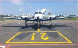 ofrece vuelos charter desde la costa atlántica colombiana Capacidad cómoda para hasta 6 pasajeros