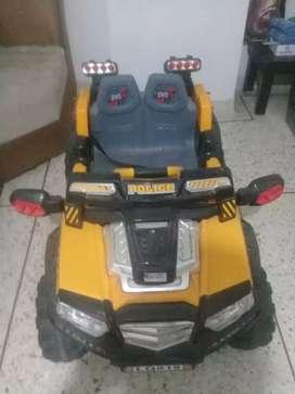 Carro de batería para niños
