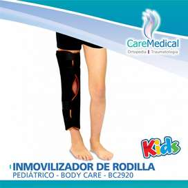 Inmovilizador Pediátrico Body Care BC2920 Ortopedia Care Medical