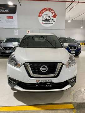 Nissan Kicks Casi nueva - De ocasión