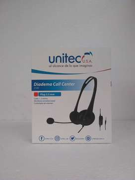 Diadema Call Center 2500