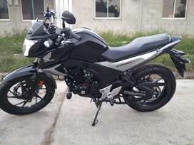 Vendo Moto Honda CB 160F DLX / Cartagena