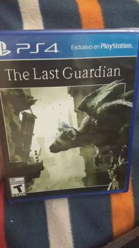 The Last Guardian Sellado