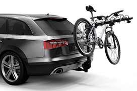 Thule Camber 4 Bicis Portabicicletas Para Barra De Tiro