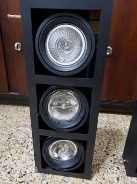 Plafon 3 luces