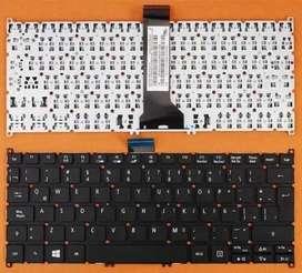 Teclado Acer Es1-111,es1-311,e3-111, segunda mano  Aranjuez