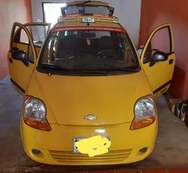 Vendo Chevrolet  spark servicio público
