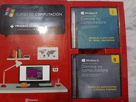 Vendocambio libros de cursos de Inglés y computacion