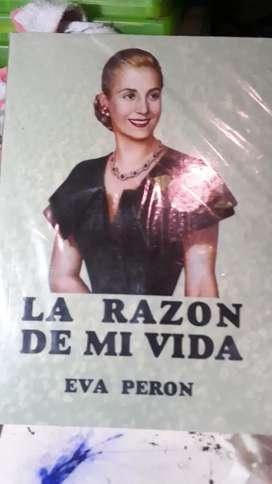 LA RAZON DE MI VIDA EVA PERON (nuevo)