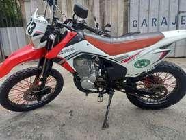 Daytona montana 200cc