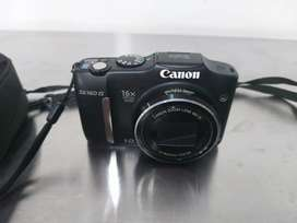 Camara Digital Canon Power shot SX160IS. 16MPX VIDEOS HD