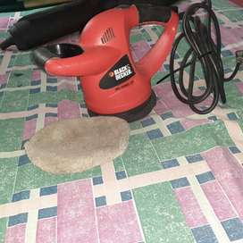 Vendo Pulidora BLACK & DECKER