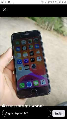 Iphone 7 de 128 no coje chip