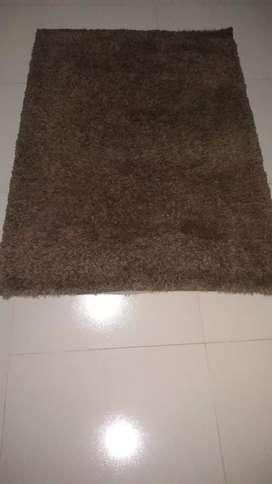 Vendo alfombra tapete en buen estado