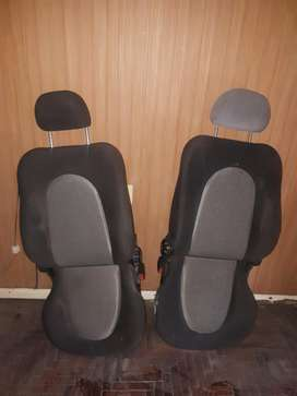 Butacas Ford Ka 3puertas Coupe