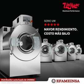 Lavadora industrial UNIMAC